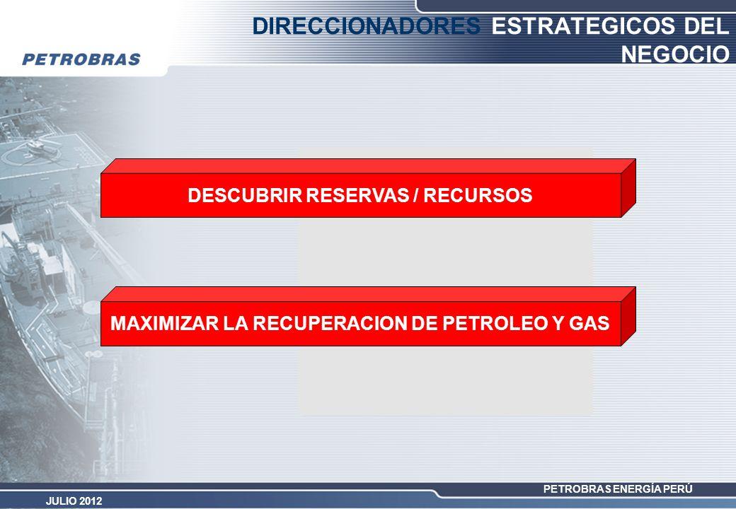 DIRECCIONADORES ESTRATEGICOS DEL NEGOCIO