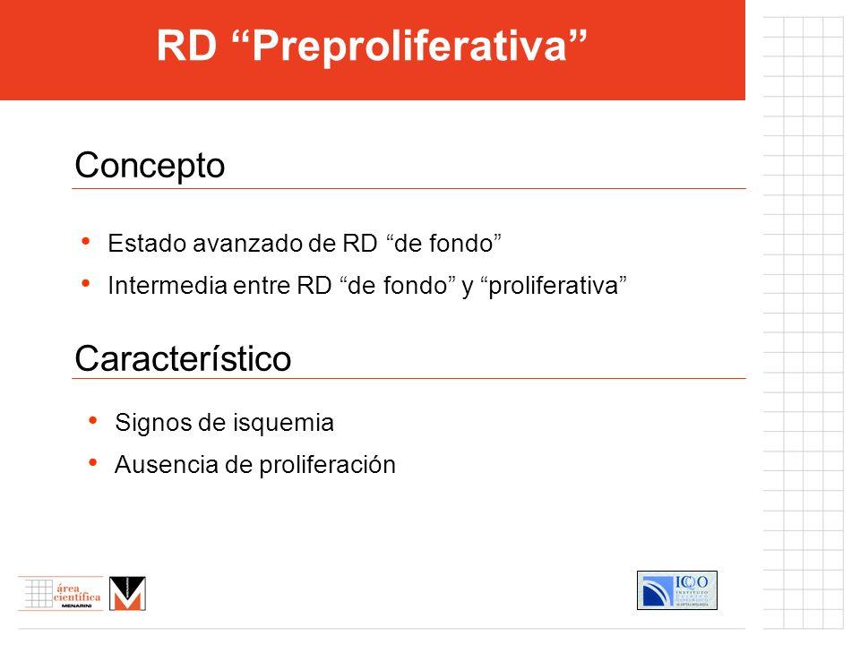 RD Preproliferativa