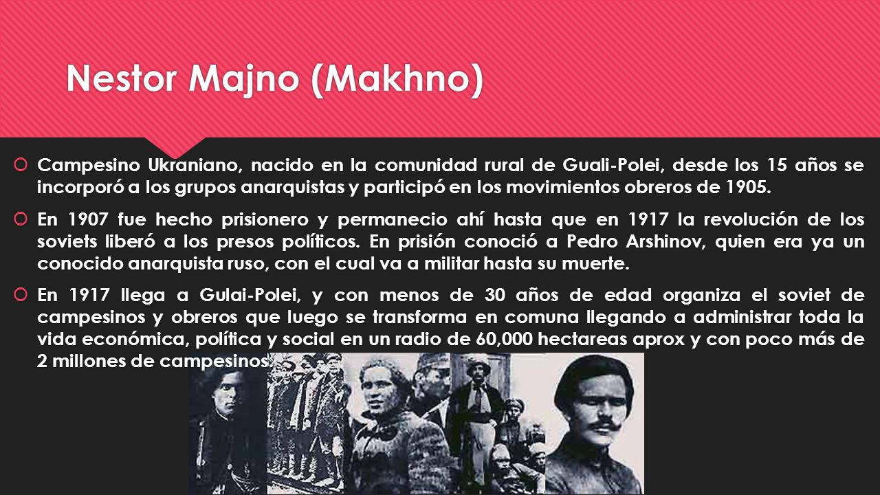Nestor Majno (Makhno)