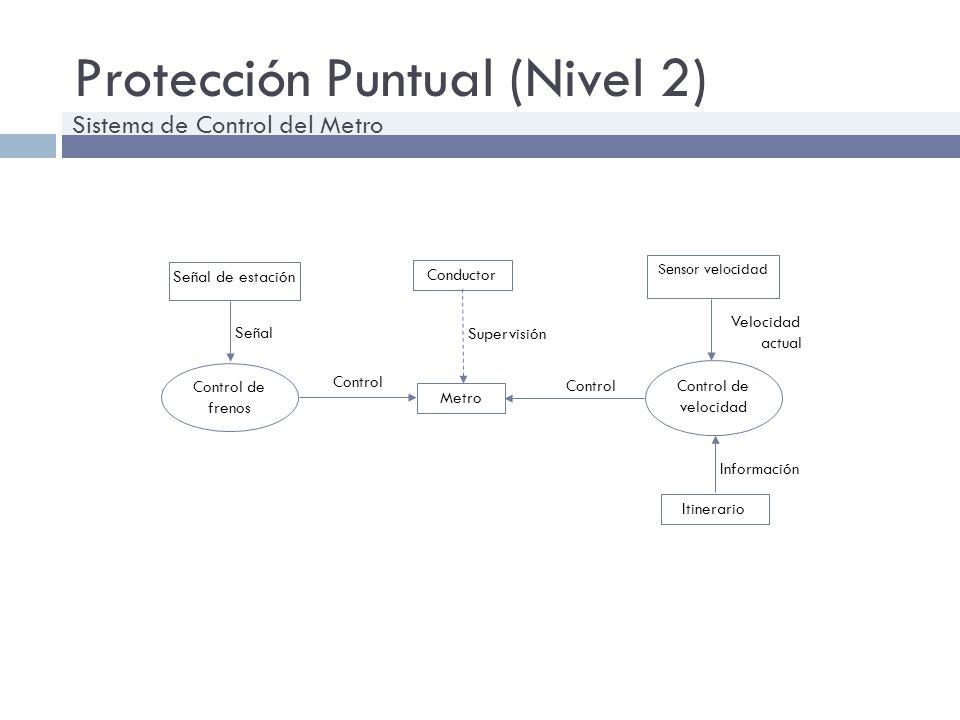 Protección Puntual (Nivel 2)