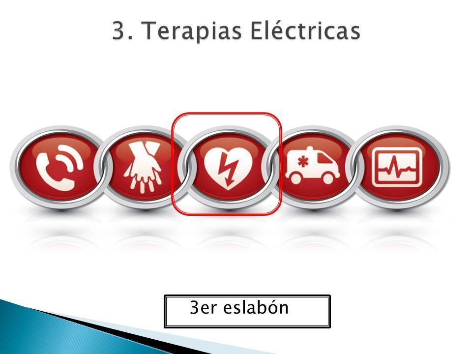 3. Terapias Eléctricas 3er eslabón