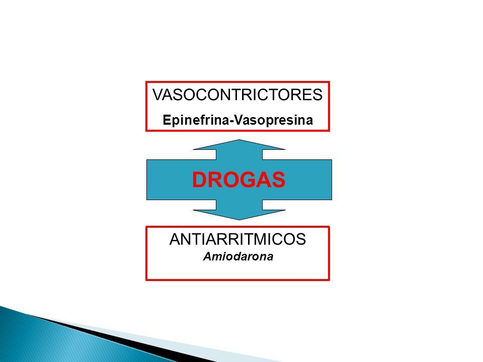 Epinefrina-Vasopresina