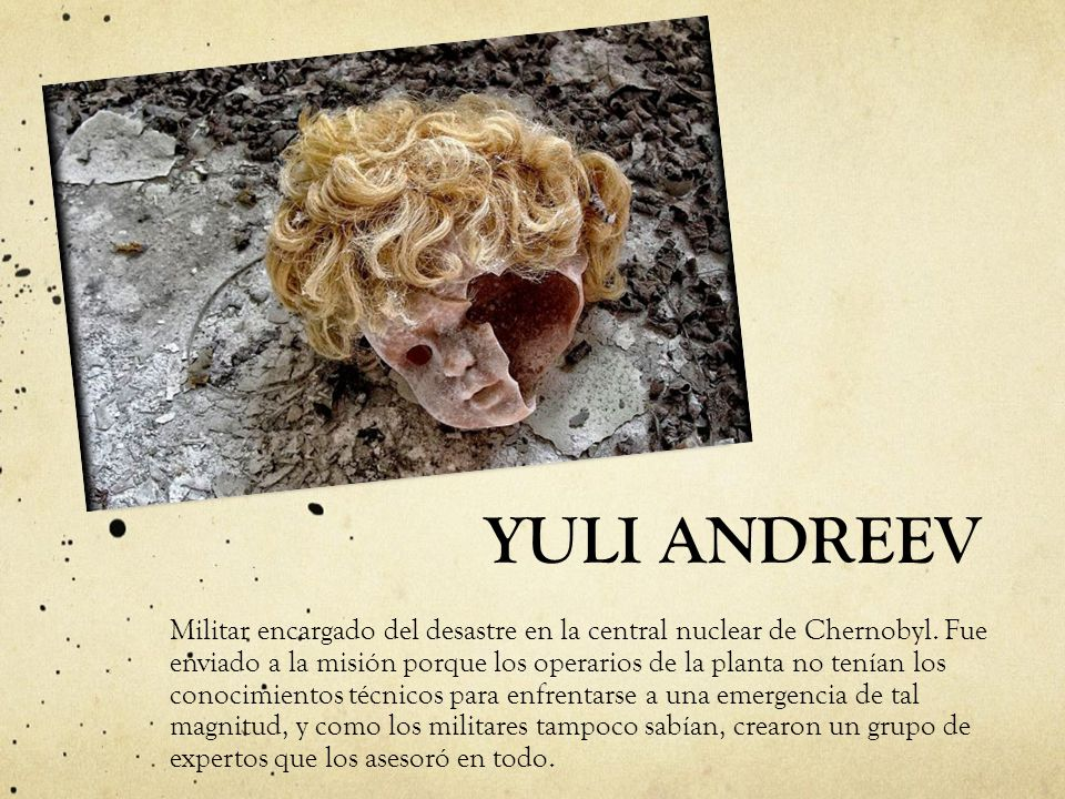 YULI ANDREEV