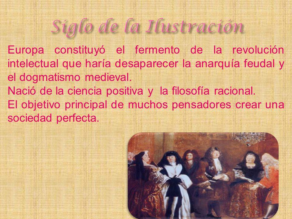Siglo de la Ilustración