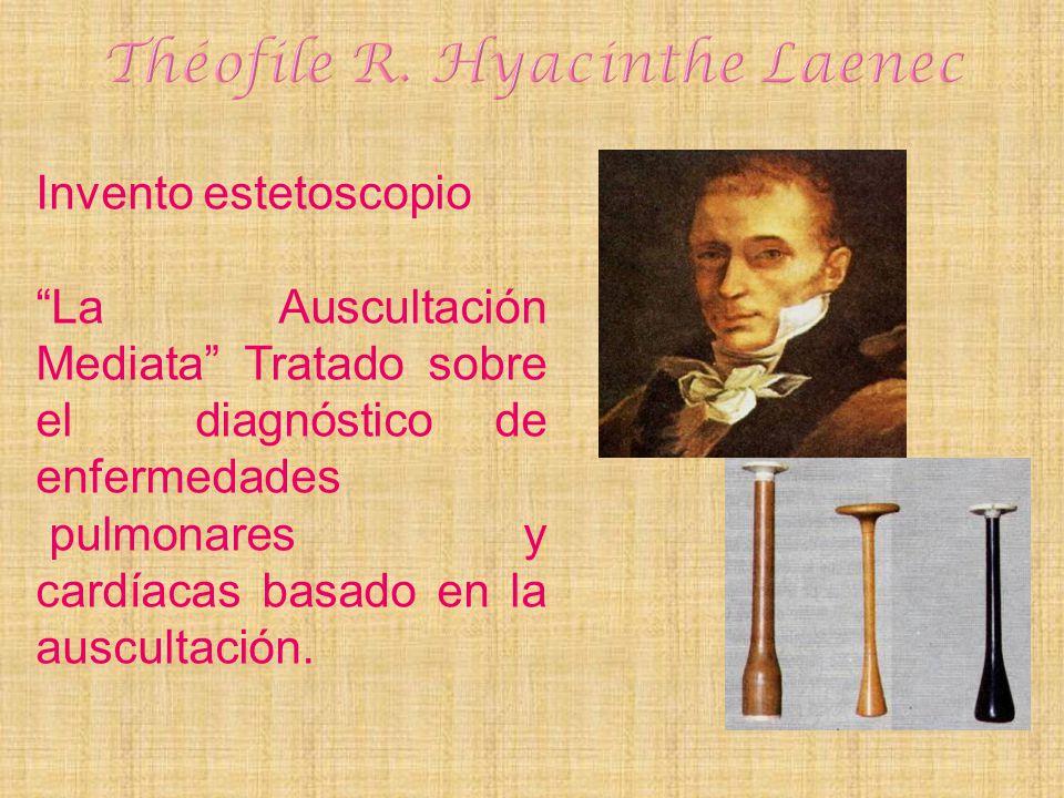 Théofile R. Hyacinthe Laenec