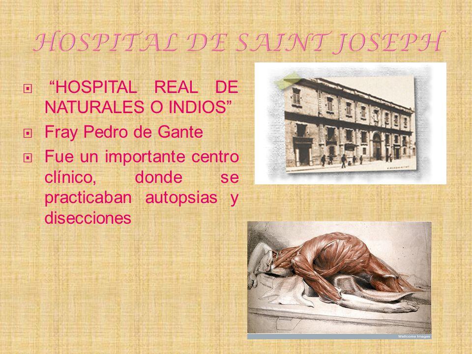 HOSPITAL DE SAINT JOSEPH