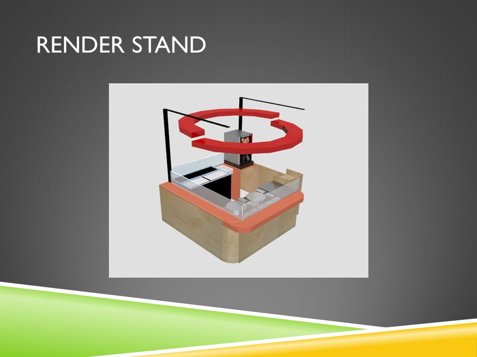 Render stand
