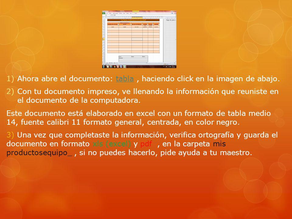Ahora abre el documento: tabla , haciendo click en la imagen de abajo.