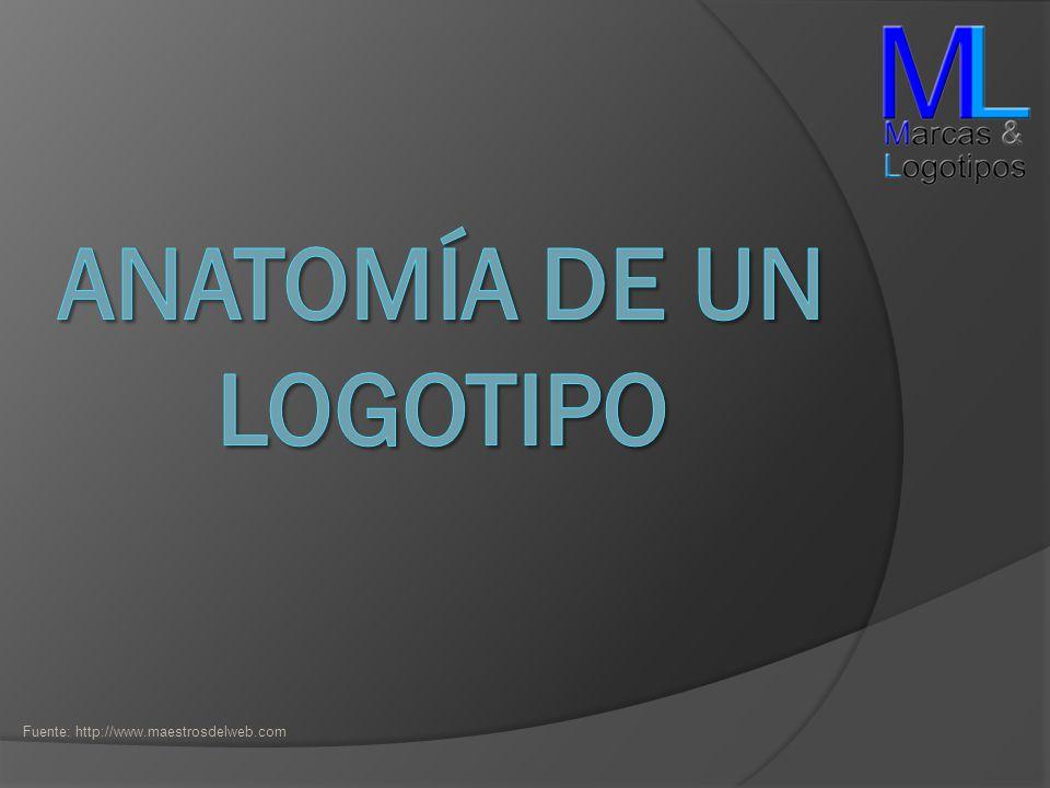 Anatomía de un Logotipo