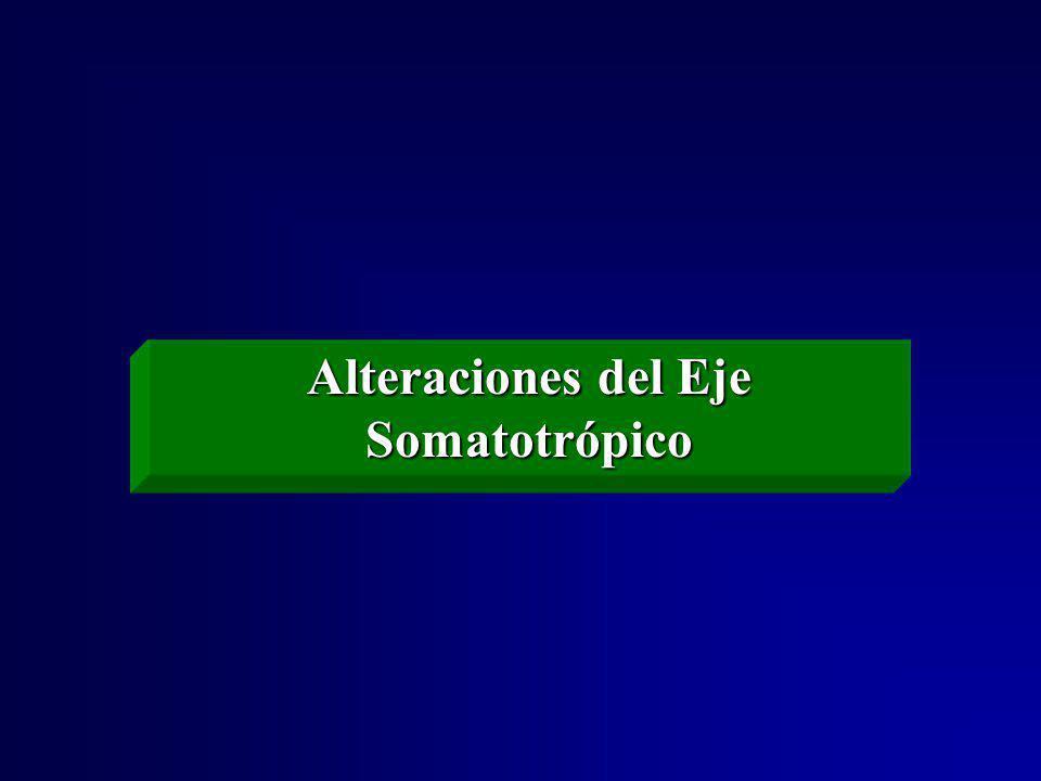Alteraciones del Eje Somatotrópico
