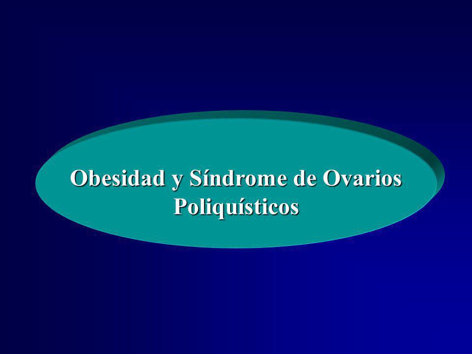 Obesidad y Síndrome de Ovarios Poliquísticos