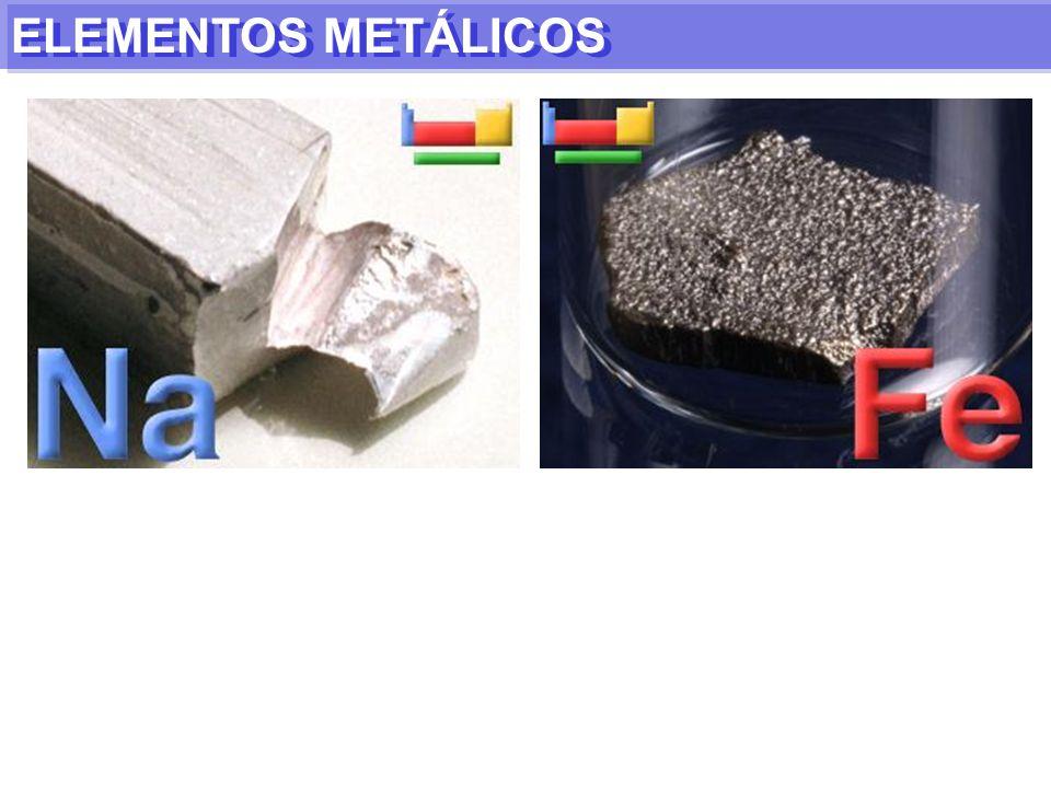 ELEMENTOS METÁLICOS