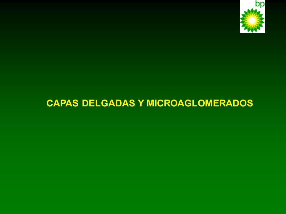 CAPAS DELGADAS Y MICROAGLOMERADOS