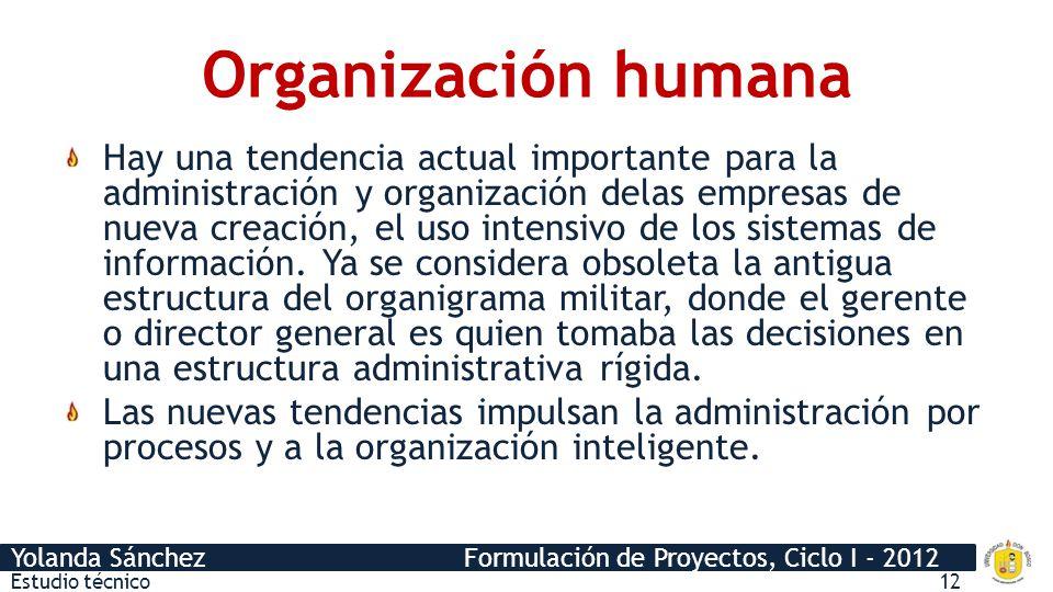 Organización humana