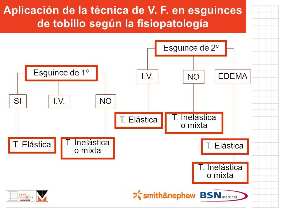 Aplicación de la técnica de V. F