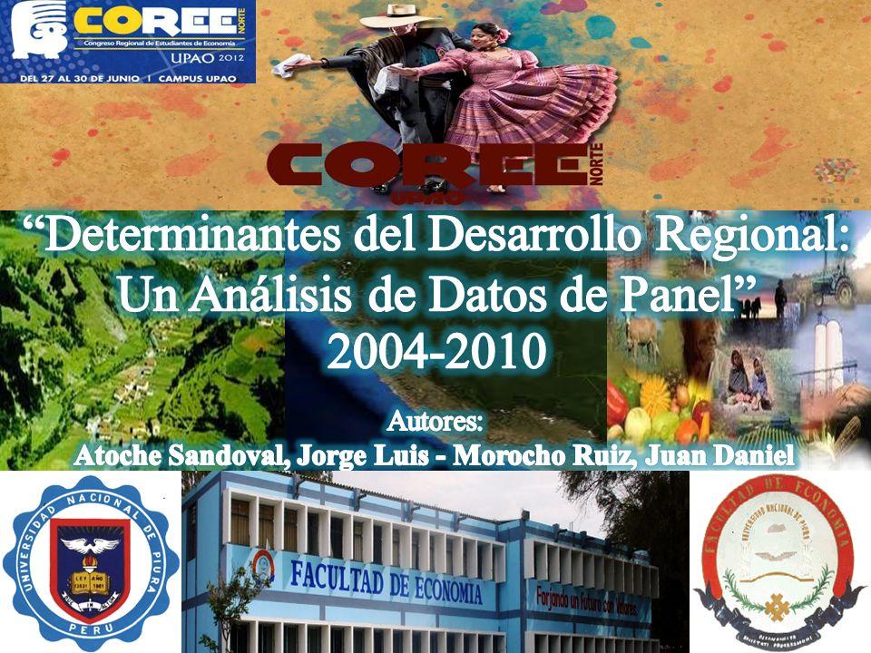 Autores: Atoche Sandoval, Jorge Luis - Morocho Ruiz, Juan Daniel