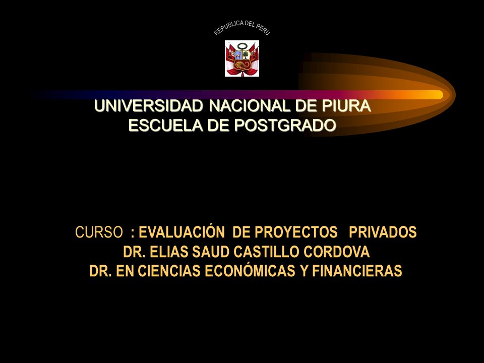 DR. EN CIENCIAS ECONÓMICAS Y FINANCIERAS