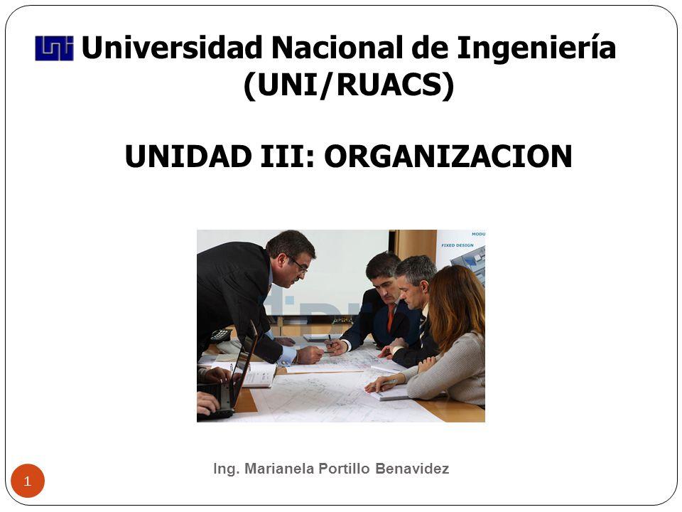 Universidad Nacional de Ingeniería (UNI/RUACS)
