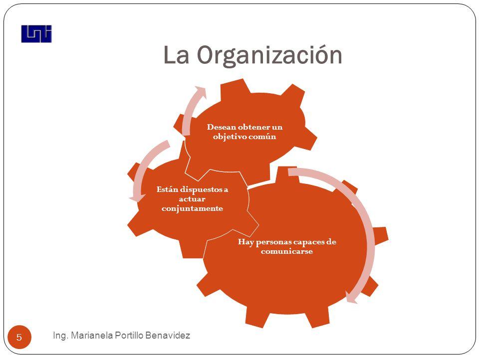 La Organización Hay personas capaces de comunicarse