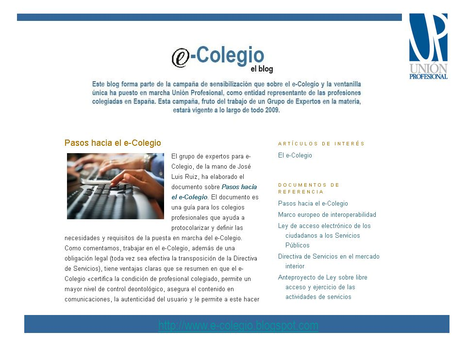 http://www.e-colegio.blogspot.com