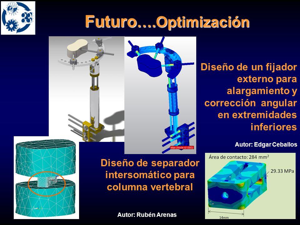 Futuro… Integración con otras Ingenierías