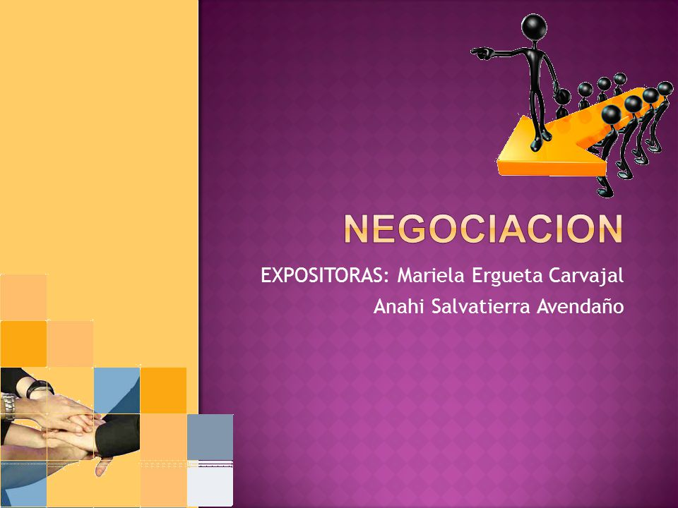 EXPOSITORAS: Mariela Ergueta Carvajal Anahi Salvatierra Avendaño