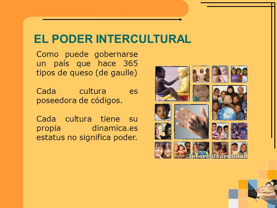 EL PODER INTERCULTURAL