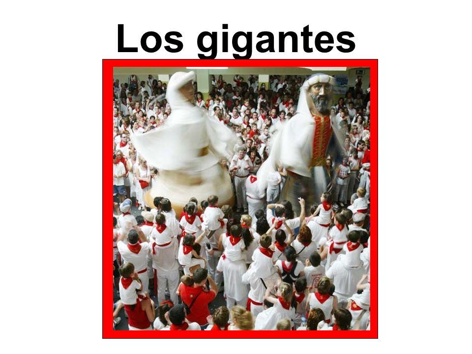 Los gigantes