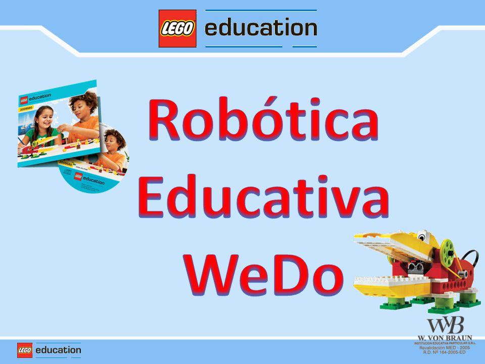 Robótica Educativa WeDo