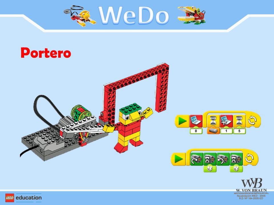 WeDo Portero