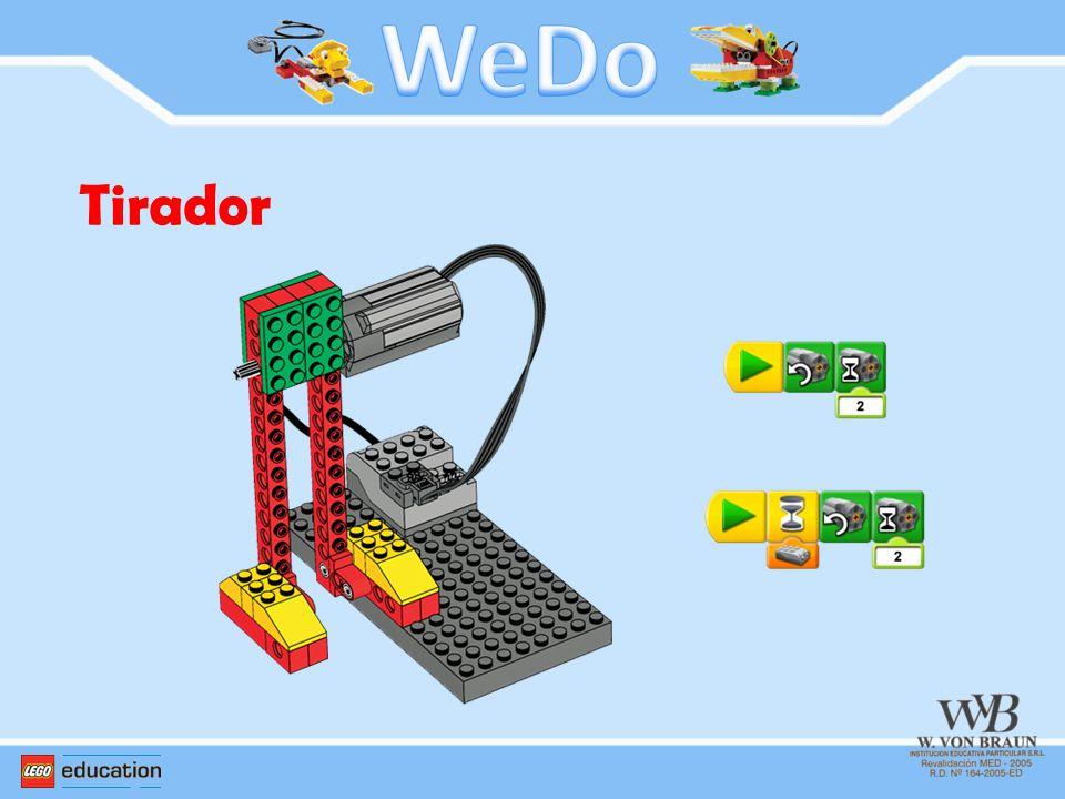 WeDo Tirador