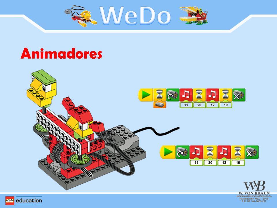 WeDo Animadores
