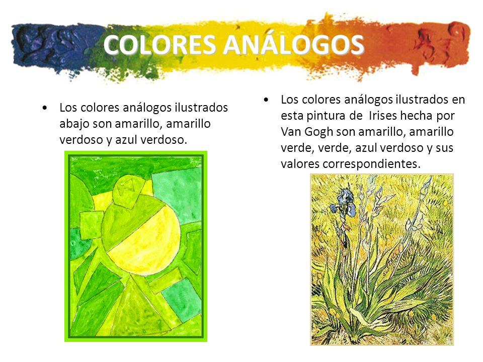 COLORES ANÁLOGOS