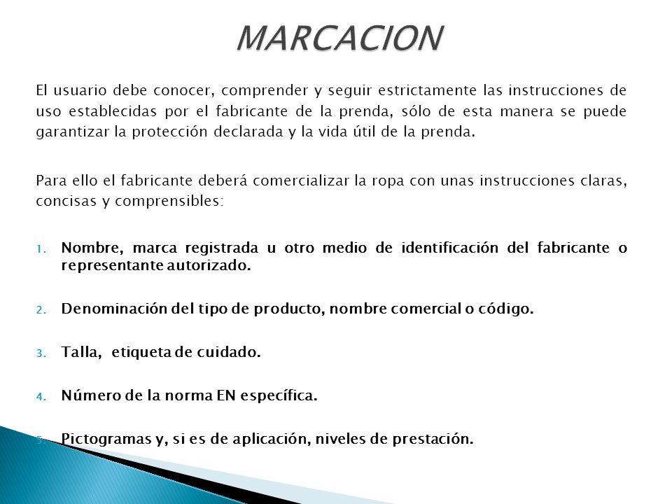 MARCACION