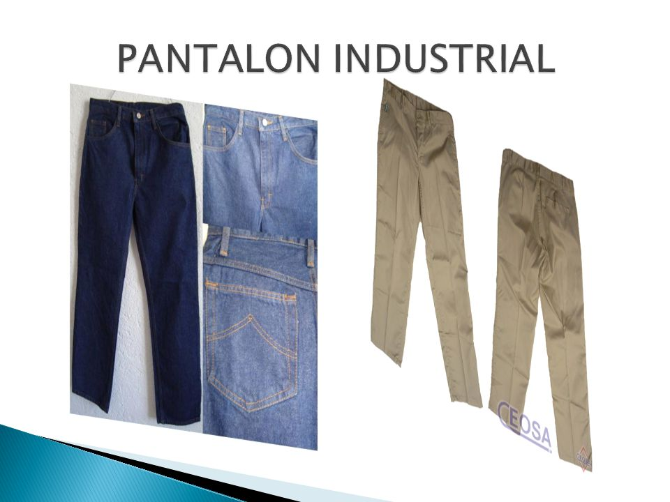 PANTALON INDUSTRIAL