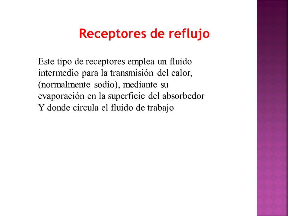Receptores de reflujo
