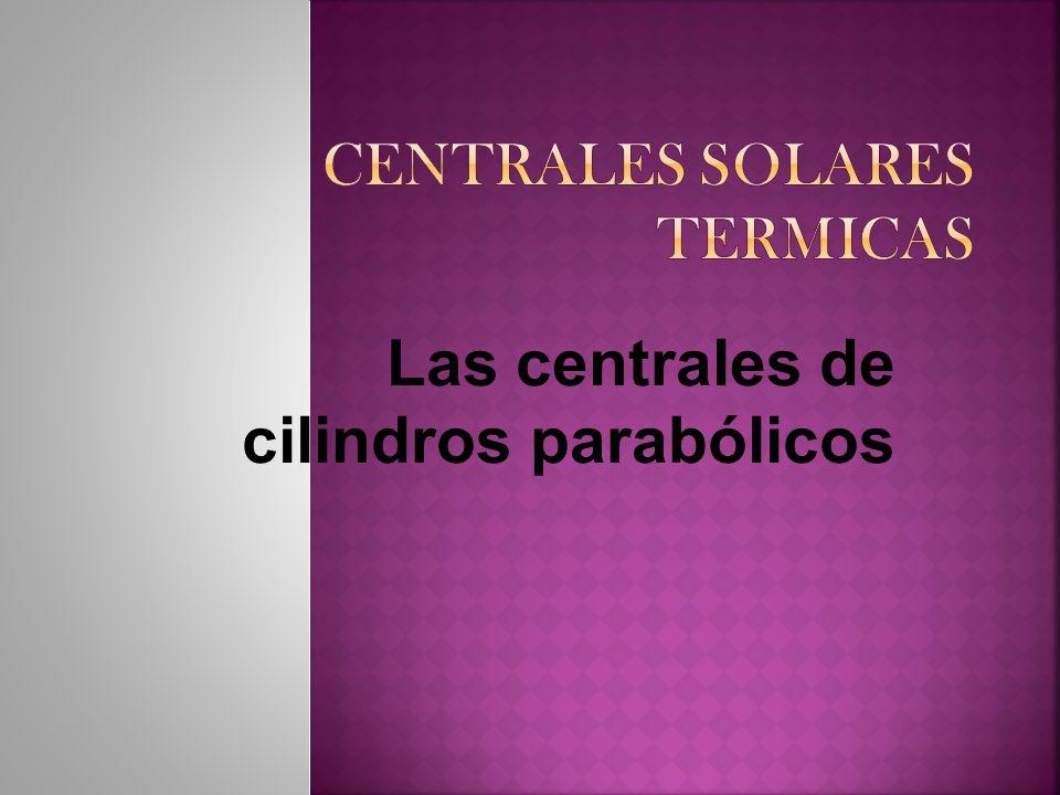 CENTRALES SOLARES TERMICAS