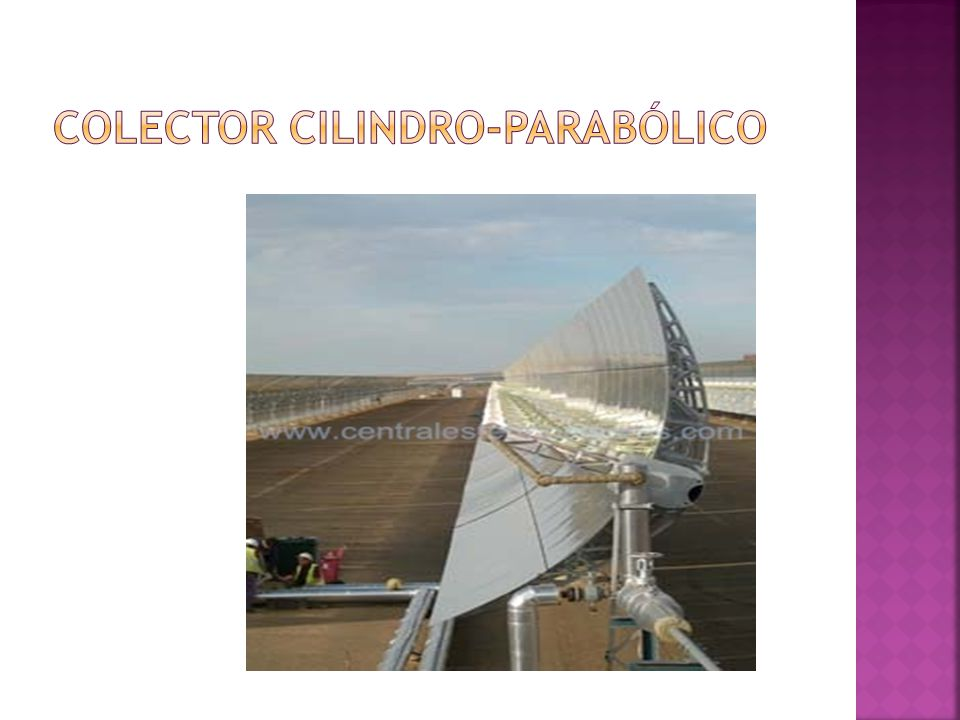 Colector Cilindro-Parabólico