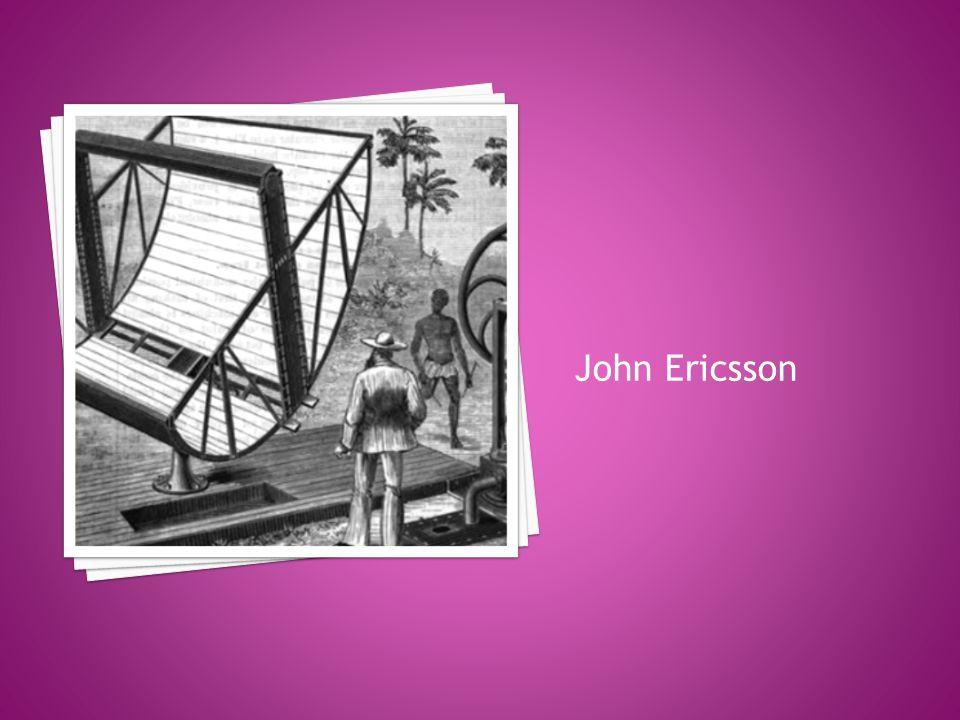 John Ericsson