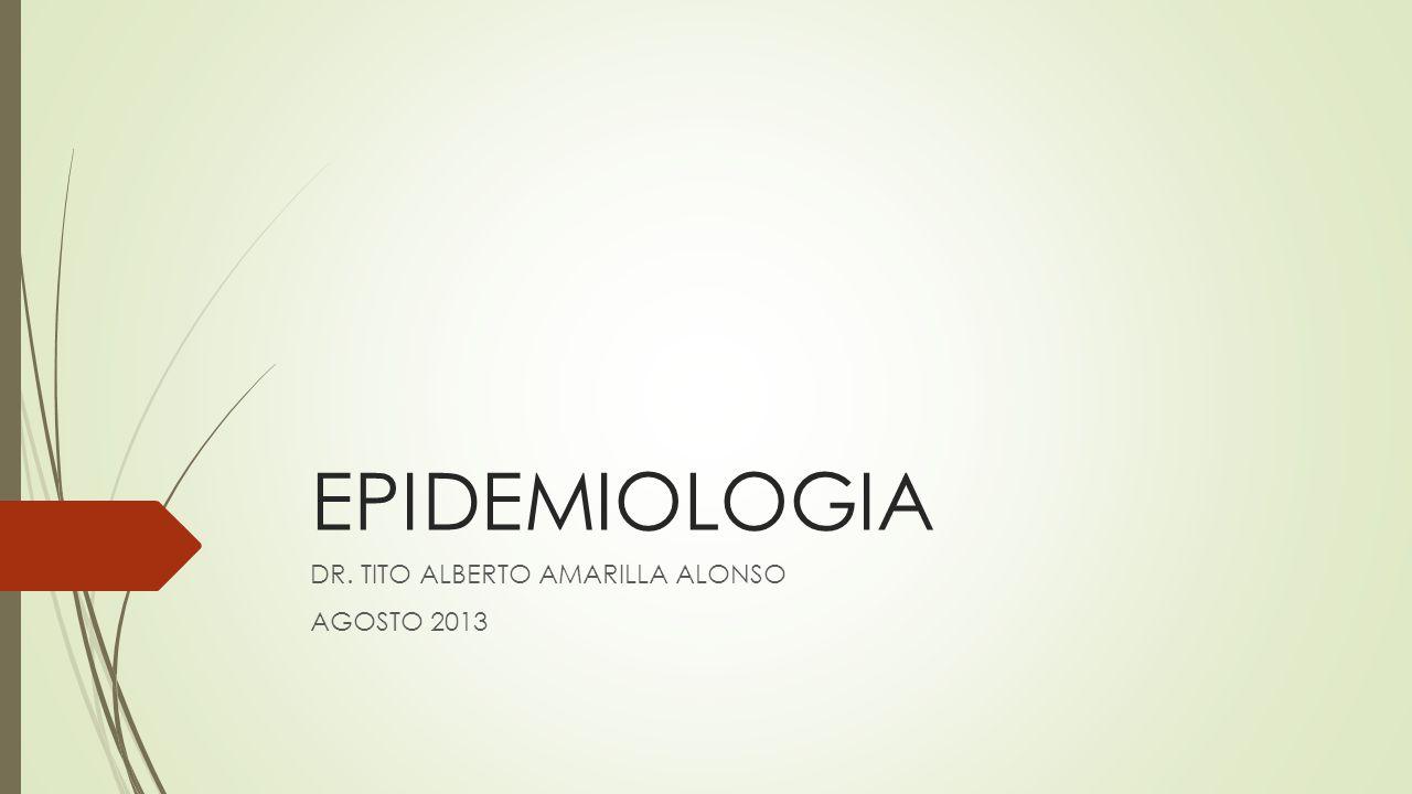 DR. TITO ALBERTO AMARILLA ALONSO AGOSTO 2013