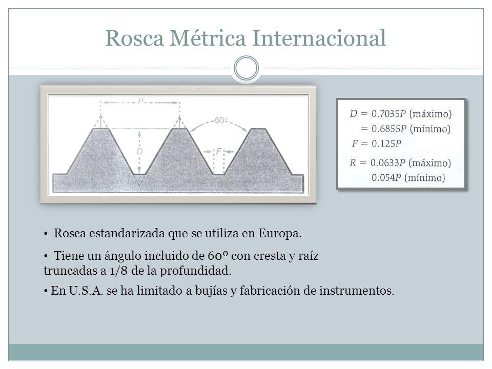 Rosca Métrica Internacional