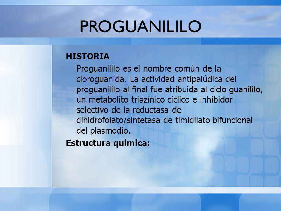 PROGUANILILO