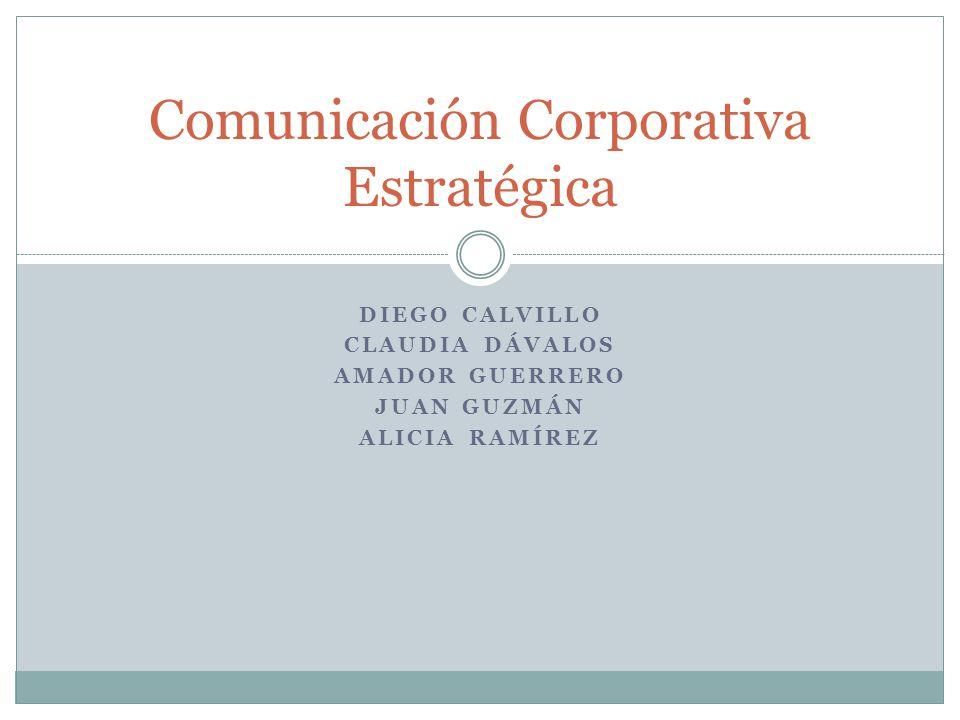 Comunicación Corporativa Estratégica