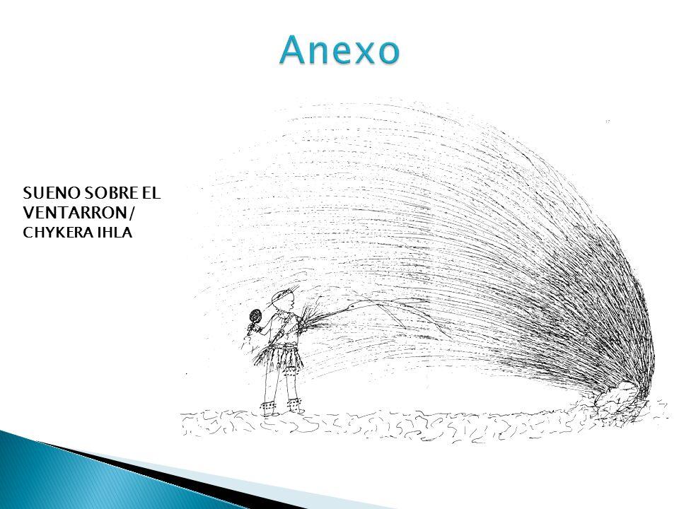 Anexo SUENO SOBRE EL VENTARRON/ CHYKERA IHLA