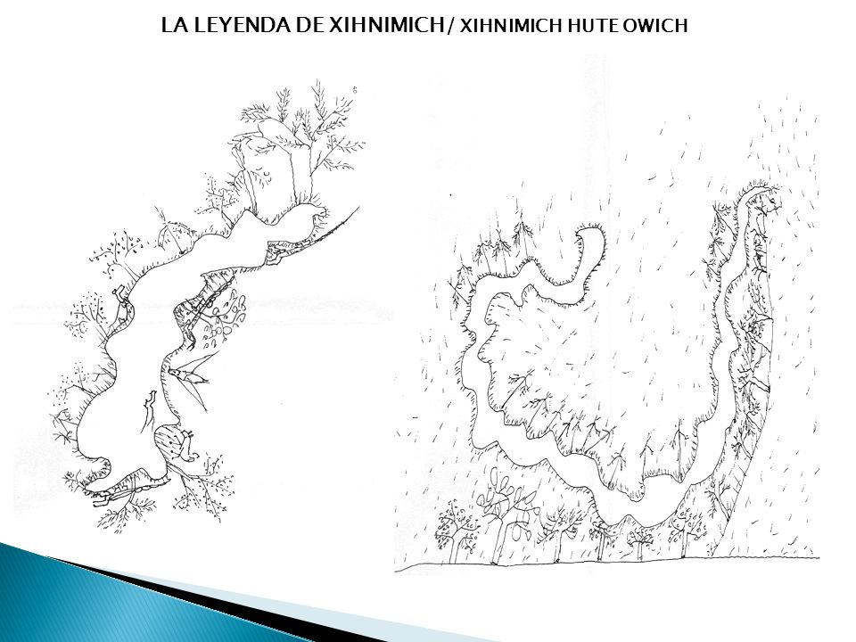 LA LEYENDA DE XIHNIMICH/ XIHNIMICH HUTE OWICH