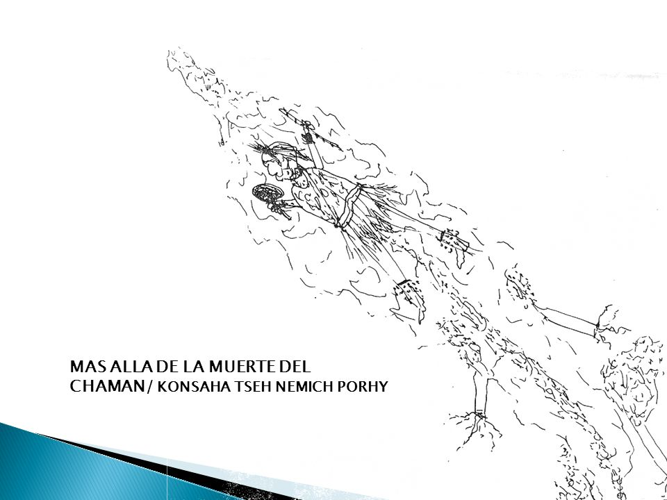 MAS ALLA DE LA MUERTE DEL CHAMAN/ KONSAHA TSEH NEMICH PORHY