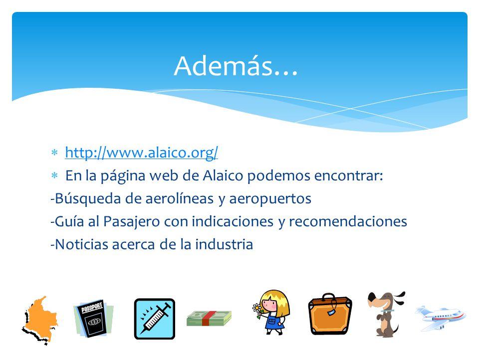 Además… http://www.alaico.org/