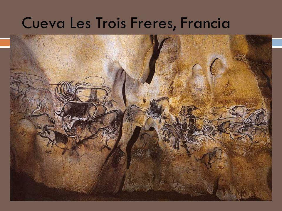 Cueva Les Trois Freres, Francia
