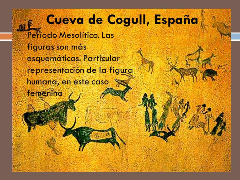 Cueva de Cogull, España