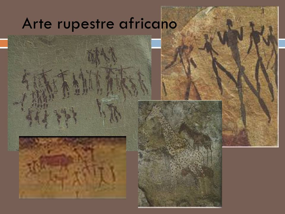 Arte rupestre africano